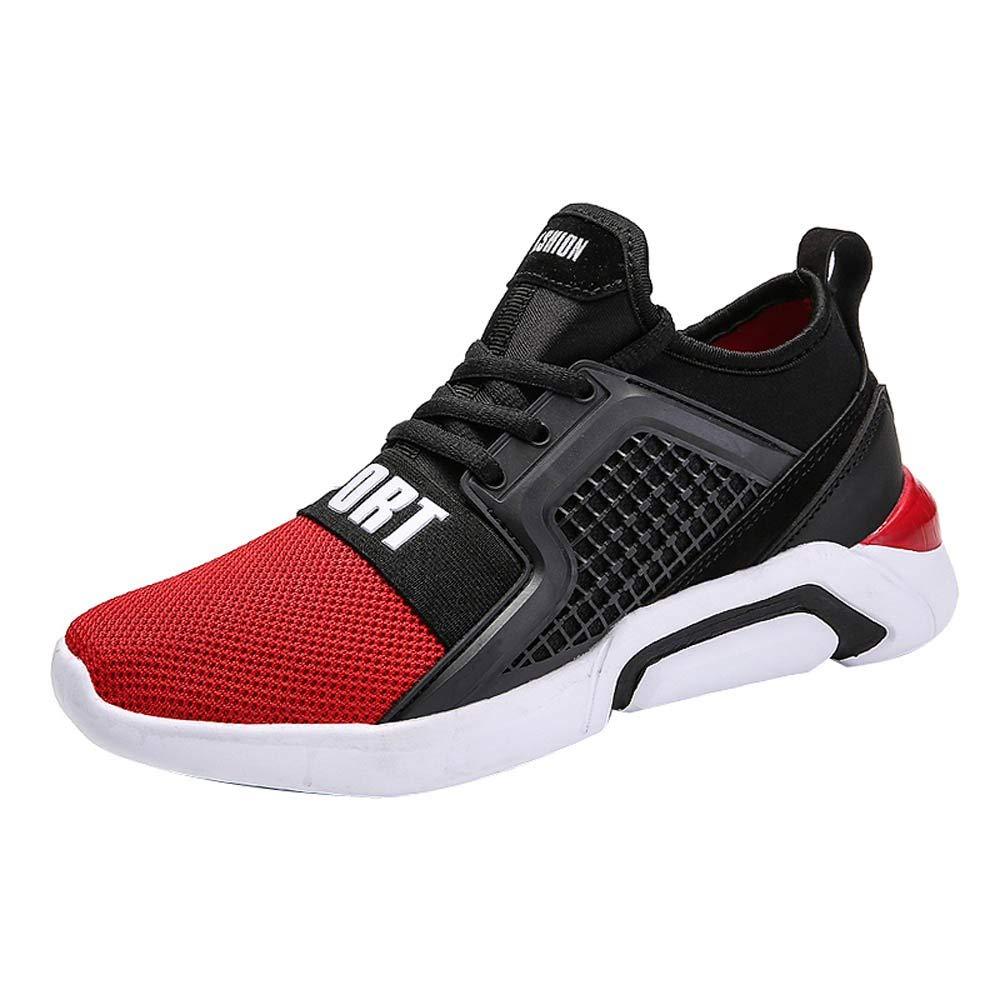 Zapatos de viaje para Mujer, BBestseller Calzado Deportivas de Mujer Sneakers Cuña Botines Casual plataforma de Malla Zapatos