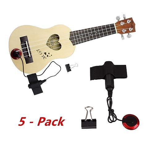 TOX - Pastilla clásica para guitarra acústica, amplificador de ...