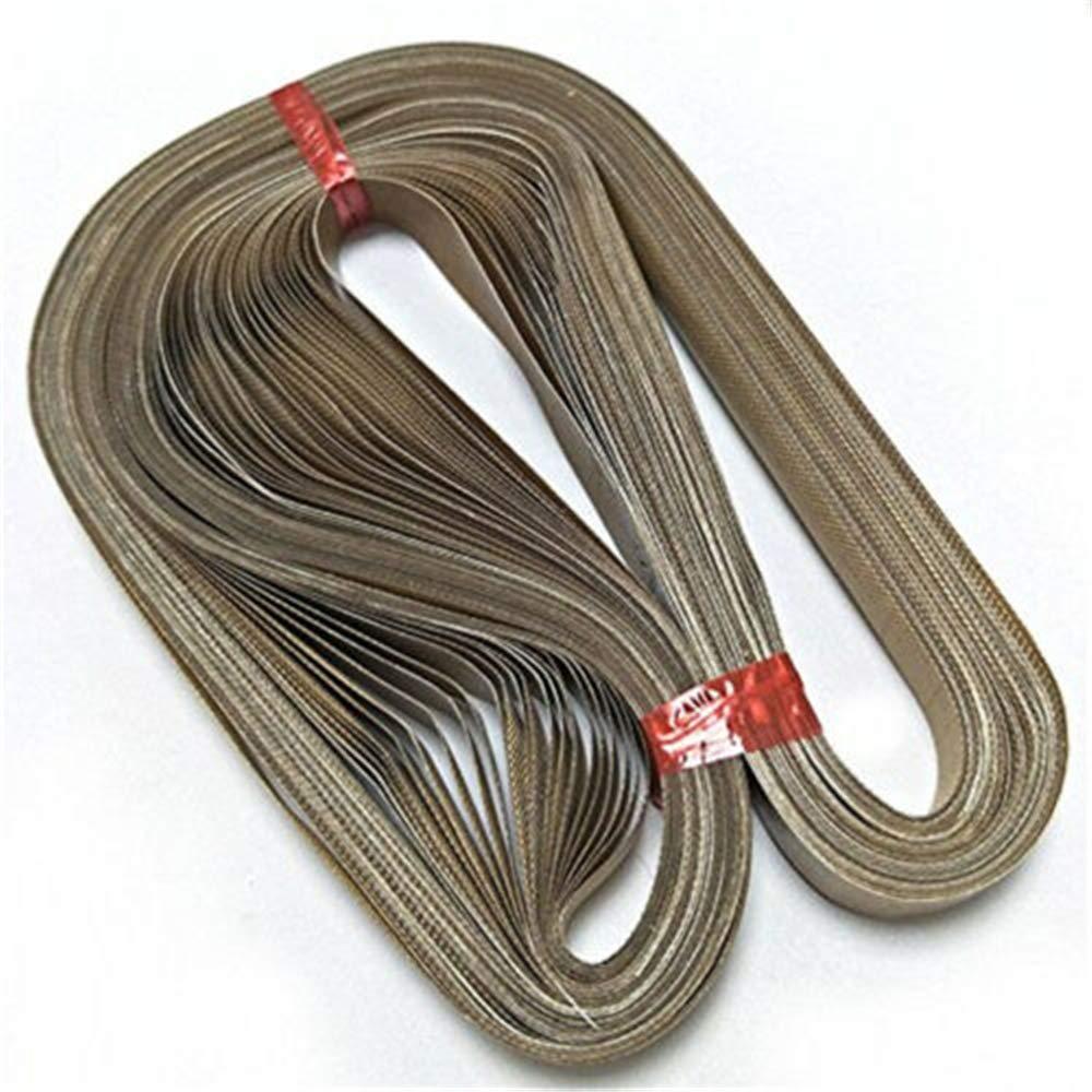 50pcs Polytef Teflon Belt for Sealing Machine Continous Band Sealer Teflon Sealing Tape 750mmx15mmx0.2mm 770x15x0.2mm