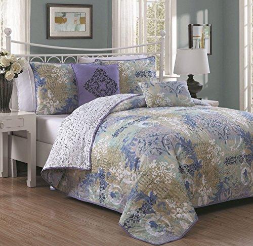 avondale-manor-5-piece-delaney-quilt-set-king-multicolor
