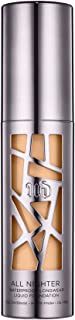 product image for Urban Decay All Nighter Liquid Foundation, 3.0 Light - Flawless, Full Coverage for Oily & Combination Skin - Matte Finish - Waterproof & Transfer-Resistant - 1.0 fl oz