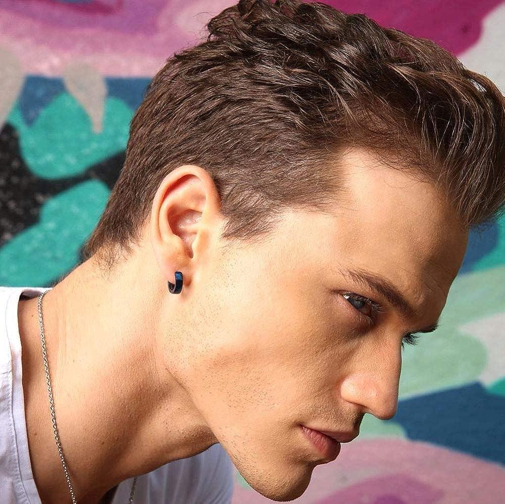 Which ear do guys get pierced