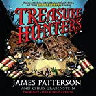 Treasure Hunters Audiobook by James Patterson, Chris Grabenstein, Mark Shulman Narrated by Bryan Kennedy