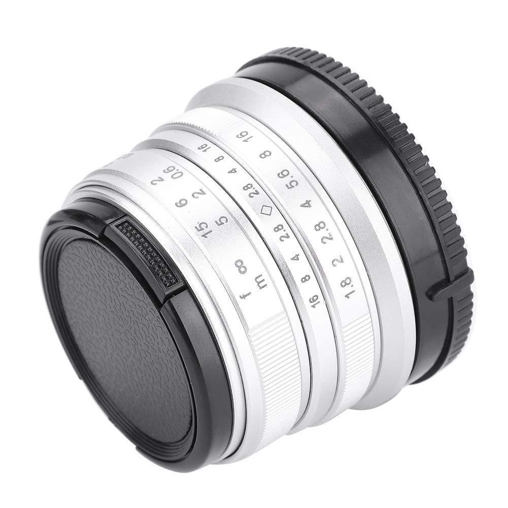 Pomya Lente de Enfoque para cámara Sony, 12 Cuchillas de diafragma ...