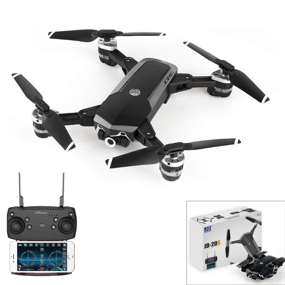 preferente HUAXING WiFi FPV Drone con con con cámara en Vivo de vídeo en Modo sin Cabeza Quadcopter Estable Control fácil para Principiantes y práctica Compatible,1080P  ofreciendo 100%