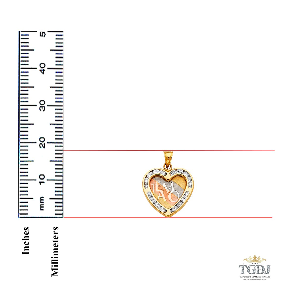 14K Solid Yellow//White//Rose Gold Religious Pendant Jesus Head//Baptism//Teamo Heart//Guadalupe Pendant