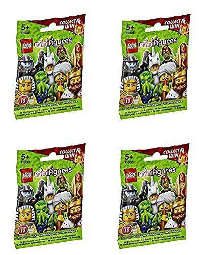 LEGO Minifigures 13 Random Packs