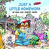 img - for Just a Little Homework (Look-Look) book / textbook / text book