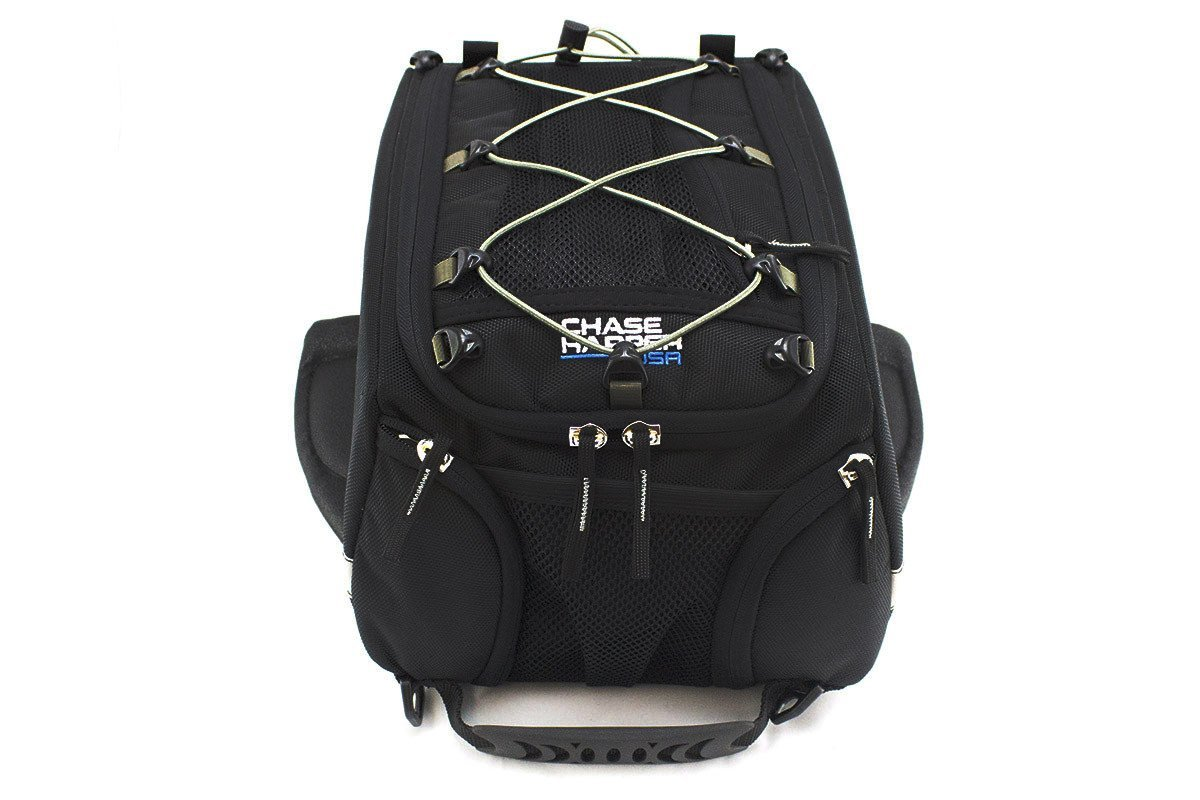 Chase HarperUSA1650 Magnetic Tank Bag - Water-Resistant, Tear-Resistant, Industrial Grade Ballistic Nylon with Anti-Scratch Rubberized Polyester Bottom, Strong Neodymium Magnets, 11.5''L x 10''W x 7''H by Chase HarperUSA (Image #4)