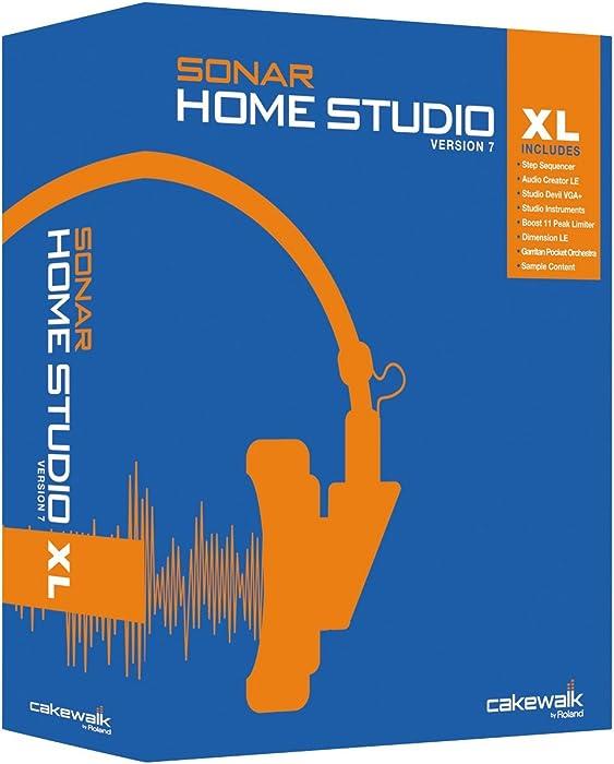 Top 8 Cakewalk Sonar Home Studio 7