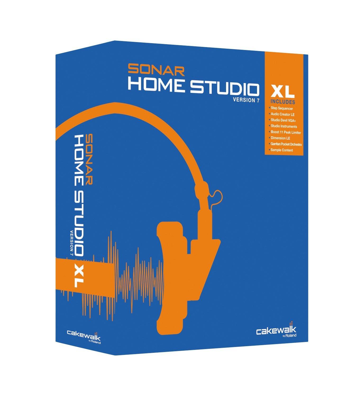 Sonar Home Studio 7 XL [OLD VERSION]