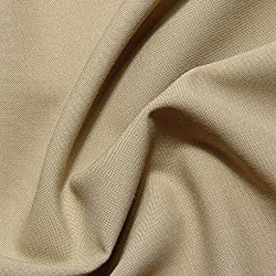 Italian Wool Suiting Fabric Khaki
