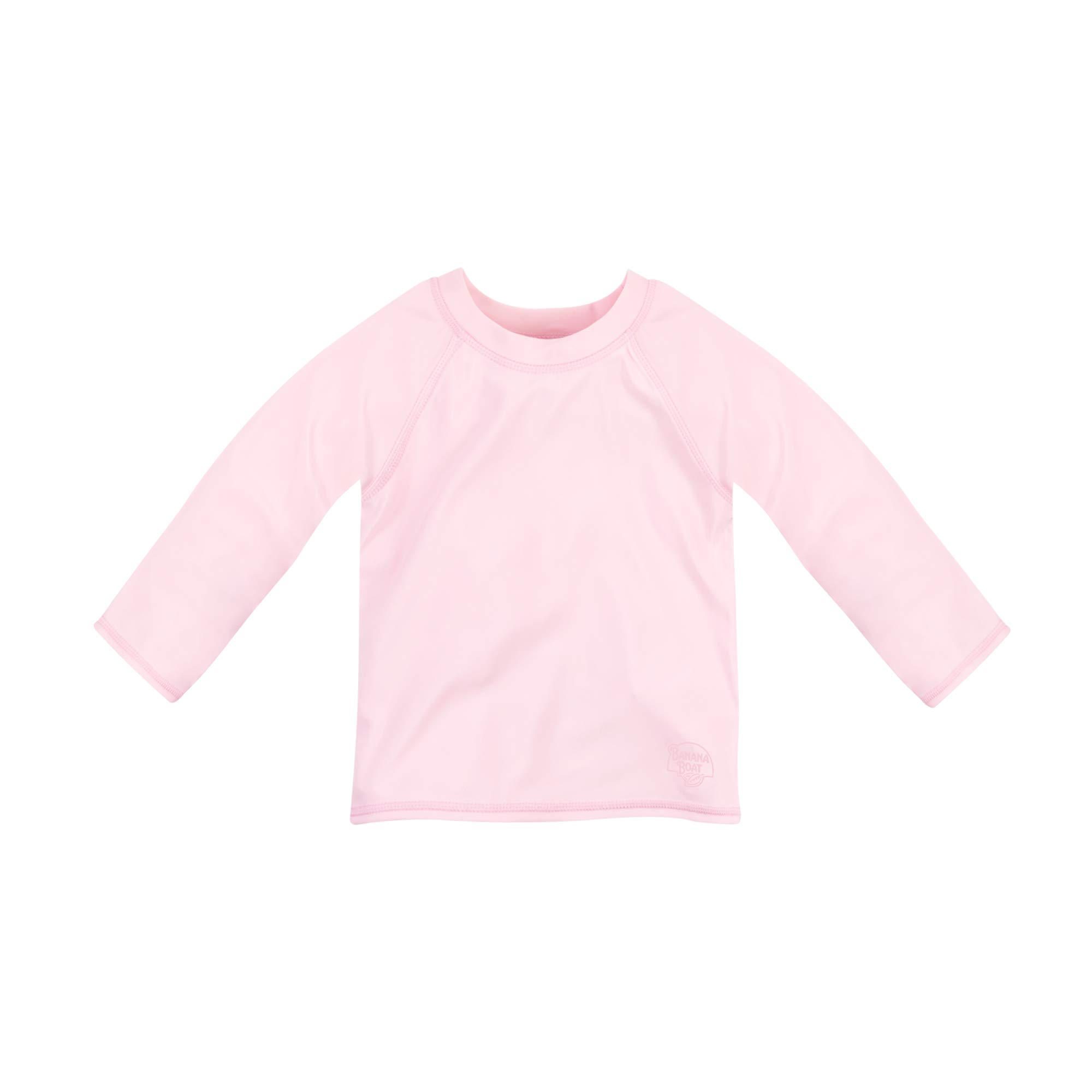 Banana Boat Girls and Boys Wetsuit with Rash Guard and Long Sleeves Pink