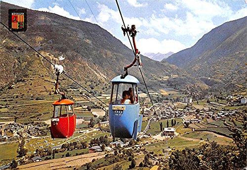 Amazon.com: Valls D Andorra Spain Postcard: Coleccionables ...