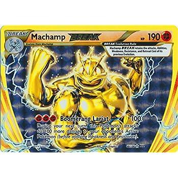 Pokemon - Machamp BREAK (60/108) - XY Evolutions - Holo