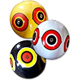 Bird-X Scare-Eye Bird Repellent Predator Eyes Balloons, Pack of 3