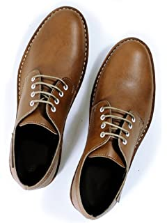 Will's Vegan Shoes Herren City Wingtip Brogue Oxfords