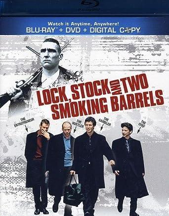 amazon com lock stock and two smoking barrels blu ray jason