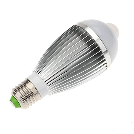 PST@ E27 led lamp 10W Led corn bulb 90-260V ampoule Led light candle downlight bombillas 120V high brightness, White - - Amazon.com