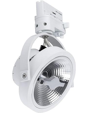 Sistemas de iluminación en rieles, barras y cables de interior ...
