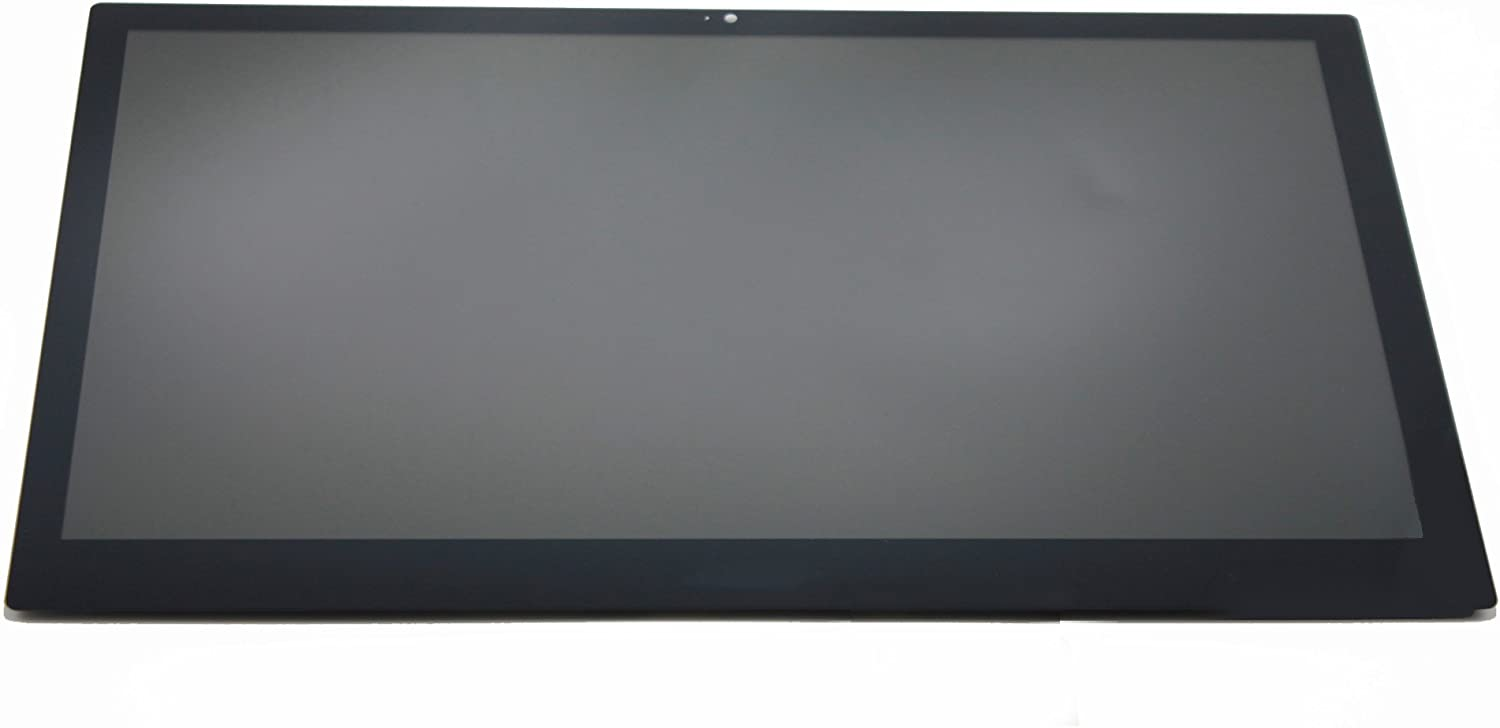 LCDOLED Compatible 14.0 inch 1366x768 HD LED LCD Display Touch Screen Digitizer Glass Assembly Replacement for Acer Aspire R14 R3-471T R3-471T-58YT R3-431T R3-431T-C82Z (NO Bezel)
