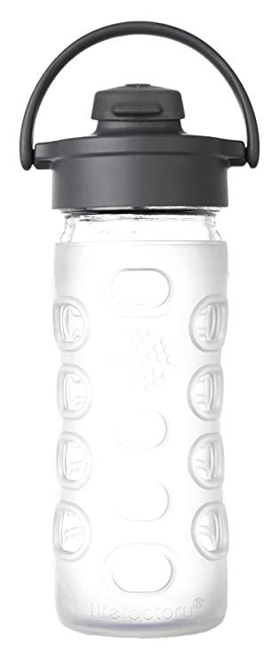 Review Lifefactory 12-Ounce BPA-Free Glass