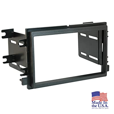 Scosche FD1426B Double DIN Installation Kit for 2004-Up Ford Vehicles: Car Electronics