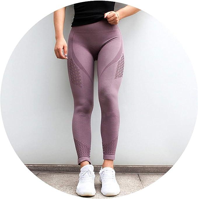 Amazon.com: High Waist Shark Gym Yoga Pants Fitness Leggings ...