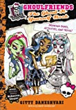 Monster High: Ghoulfriends the Ghoul-It-Yourself Book, Gitty Daneshvari, 0316282227