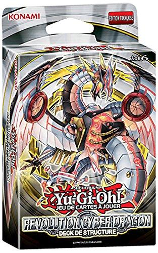 Konami Jccygo216 Kartenspiel Struktur Deck Yu Gi Oh Revolution