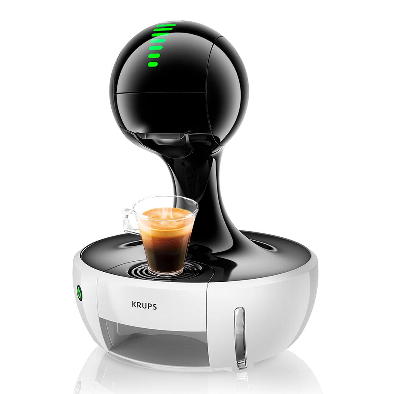 Krups Dolce Gusto Drop KP3501 - Cafetera de cápsulas, 15 bares de presión, color blanco