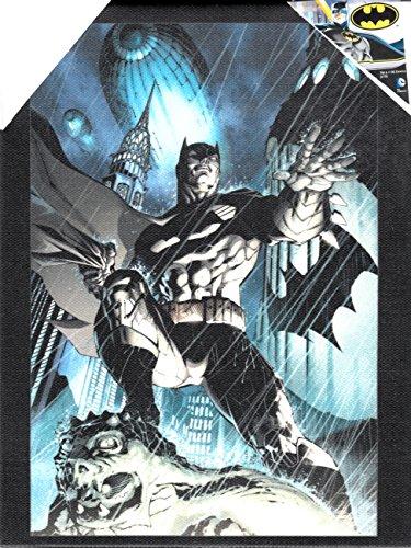 Art Batman Jim Lee (DC Comics Batman by Jim Lee Wrapped Canvas Wall Art)
