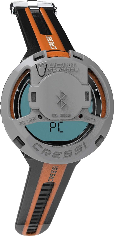 Cressi Sub S.p.A KS822000 BT Computer Interface-pour Ordinateur de Plong/ée Mixte Adulte Noir Uni CRESX|#Cressi Sub S.p.A