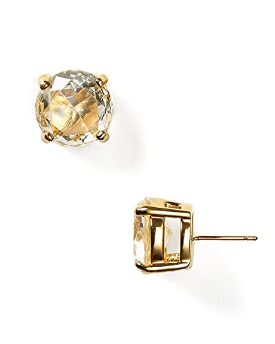 de6779908 Amazon.com: Kate Spade New York Crystal Stud Earring (Clear): Jewelry