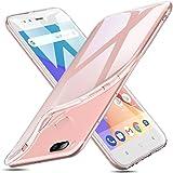 ESR Cover per Xiaomi Mi 5X/Mi A1, Custodia Puro Trasparente Morbida TPU [Ultra Leggere e Chiaro] Silicone Ultra Sottile Case per Xiaomi Mi 5X/Mi A1.