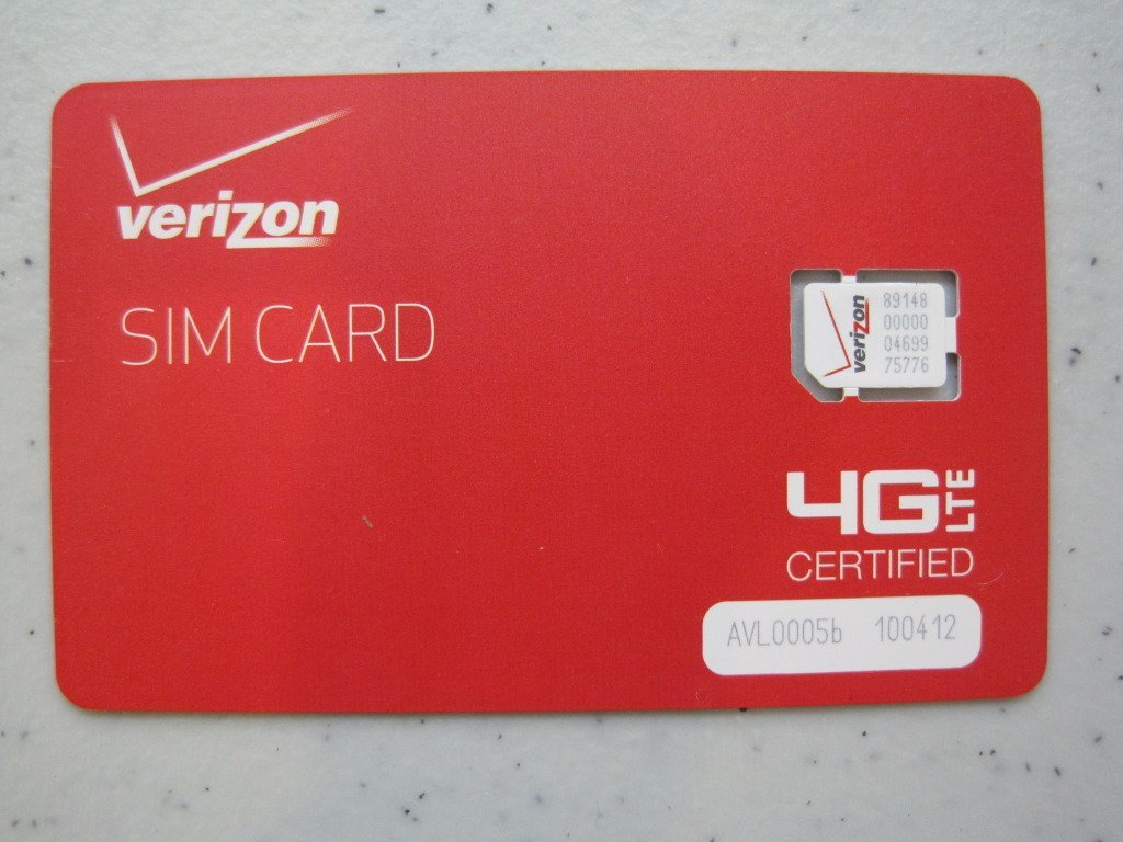 do verizon iphones have sim cards verizon wireless 4g lte nano sim card 4ff ebay 18382