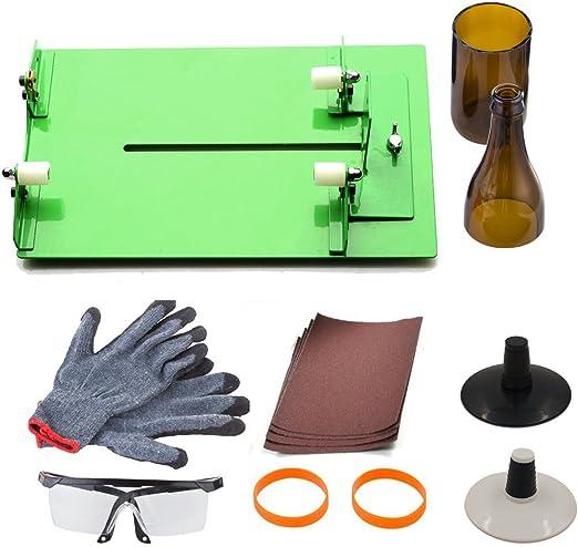Kit de herramientas para cortar botellas de vino, para vidrieras ...