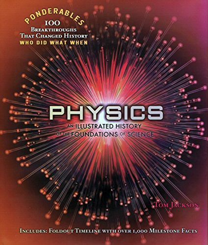 Physics: An Illustrated Background of the Foundations of Science (Ponderables 100 Breakthroughs That Changed History Who Did What When)
