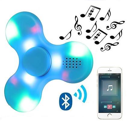 Amazon Kivors Speaker Fid Spinner Wireless Bluetooth