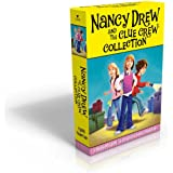 The Nancy Drew and the Clue Crew Collection: Sleepover Sleuths; Scream for Ice Cream; Pony Problems; The Cinderella Ballet My