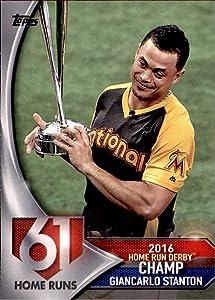 SKU3cPOZ286 2017 Topps Home Run Derby Champions #HRD21 Giancarlo Stanton MARLINS