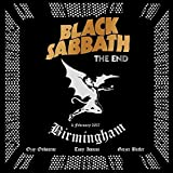 Black Sabbath: The End - Blu-ray/DVD/3CD Deluxe (PA)