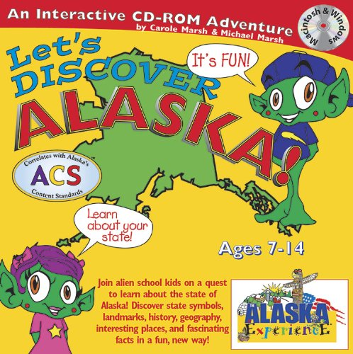 Download Let's Discover Alaska! pdf