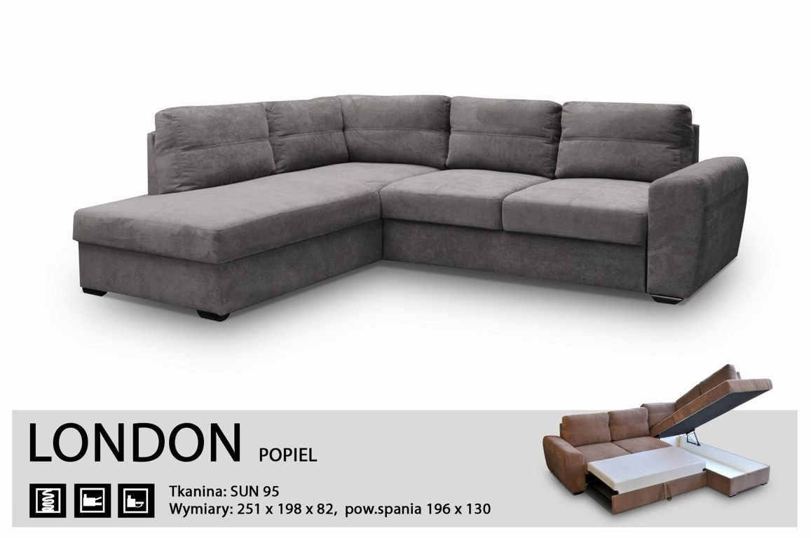 megan sofas corner sofa bed london grey fabric extra soft elastic