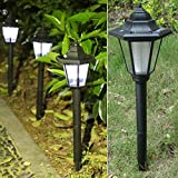 BB67 Solar Power LED Light Rechargeable Waterproof Safety Light for Garden Fence Lamp Outdoor