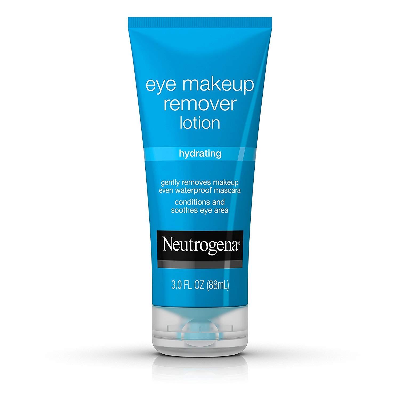 Neutrogena Eye Makeup Remover Lotion 3 oz (Pack of 7)