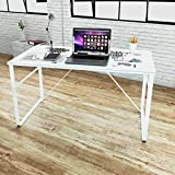 SKB Family Rectangular Desk with Map Pattern Lap Writing Top