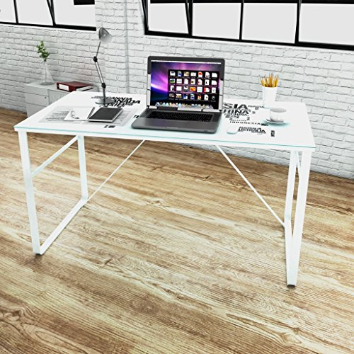SKB Family Rectangular Desk with Map Pattern Lap Writing Top by SKB family