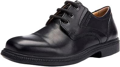Geox J Federico M, Zapatos de Cordones Derby Niños, 42 EU