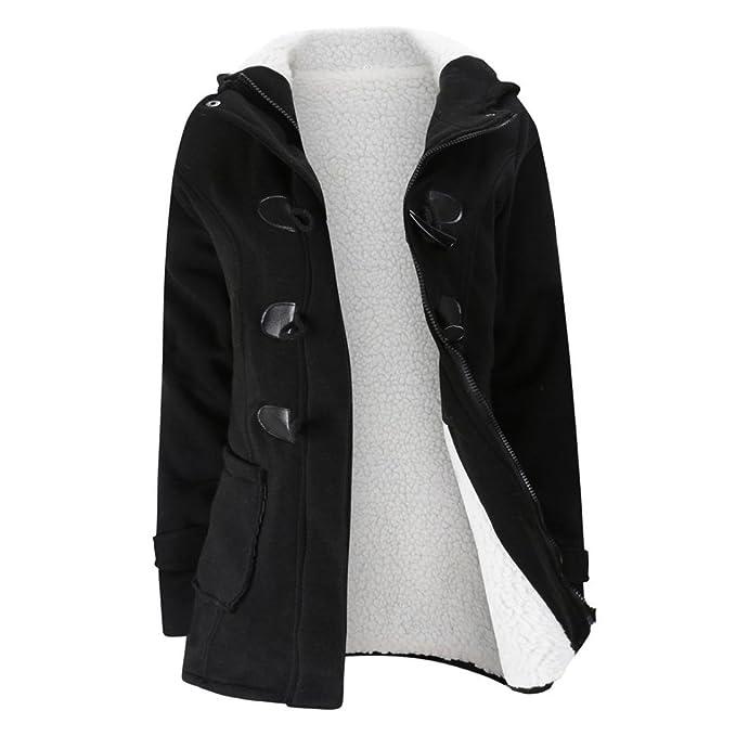 209b7fbff9e2 HOMEBABY Women Warm Long Jacket Ladies Thick Parka Overcoat Winter ...